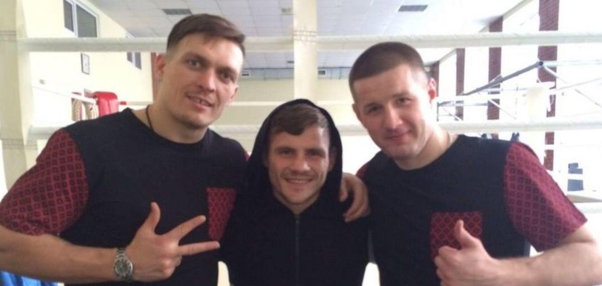 Знаменитый украинский боксер-чемпион стал тренером в ''Лиге смеха''