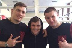 Знаменитый украинский боксер-чемпион стал тренером в 'Лиге смеха'