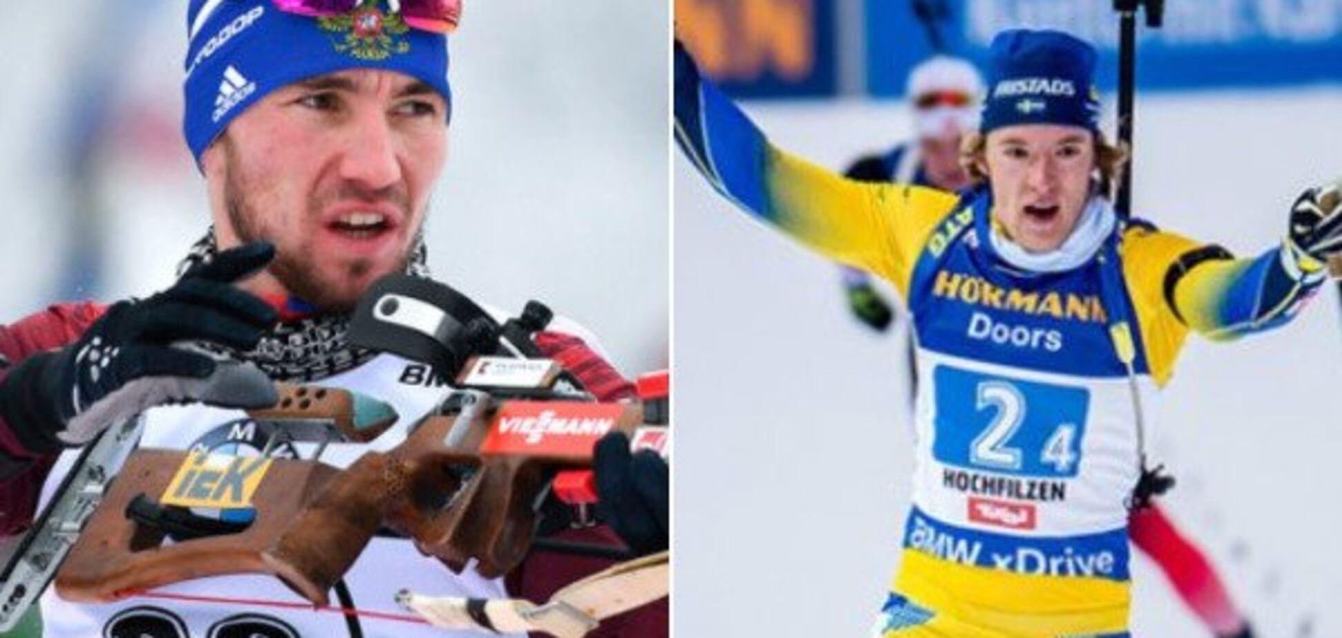 ''Ему не место'': биатлониста из РФ затравили из-за допинга