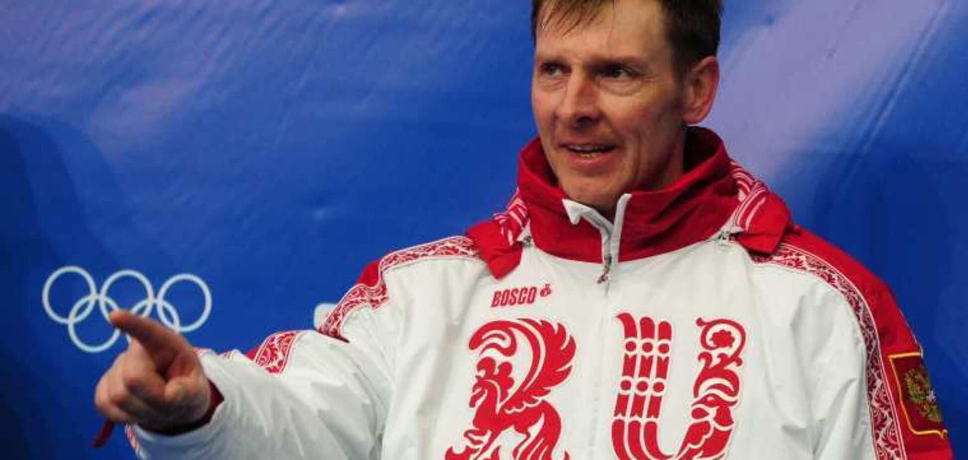 Російського чемпіона, який не повернув 'золото' Олімпіади, серйозно покарали