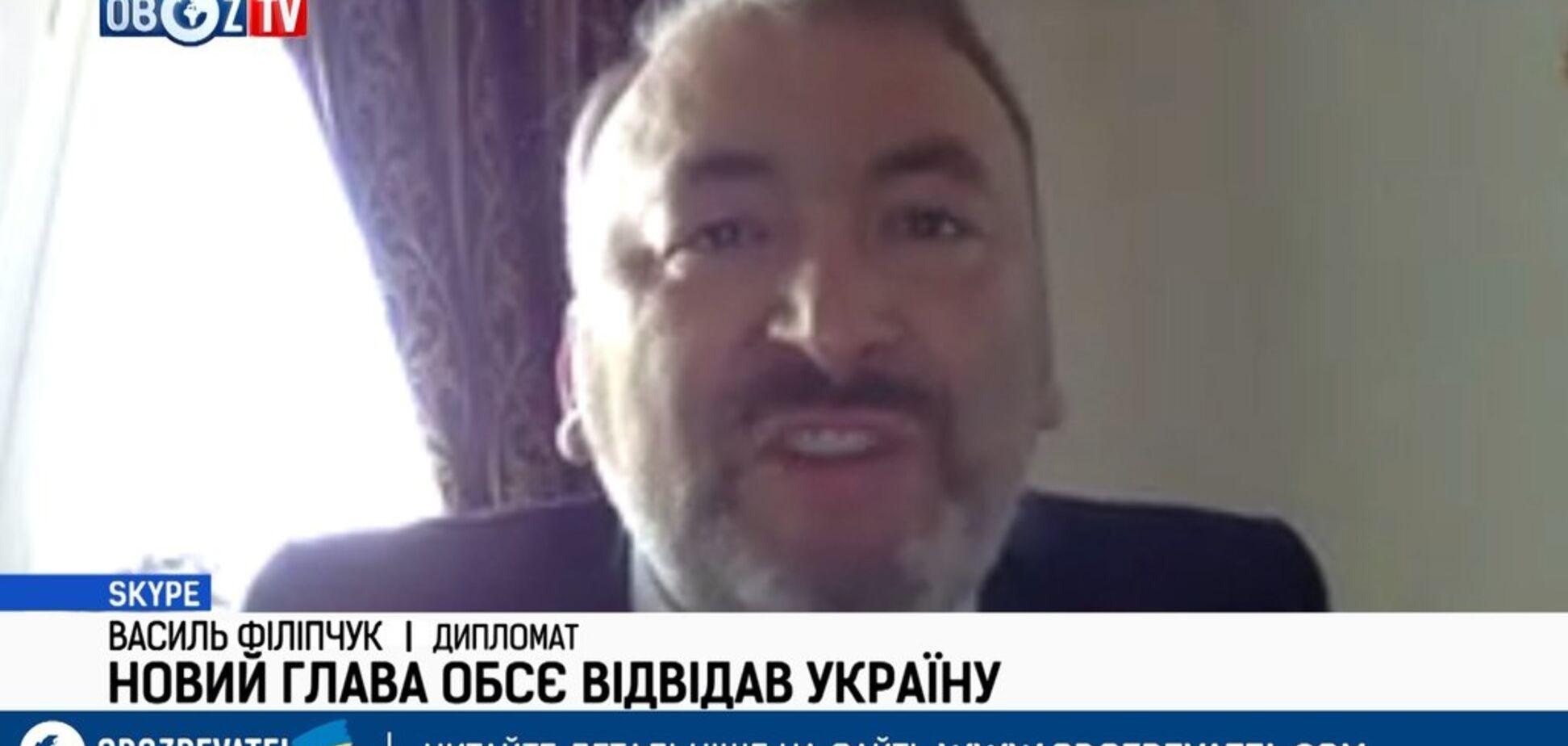 ''ОБСЄ ніколи не демонструвала ефективності'' – дипломат