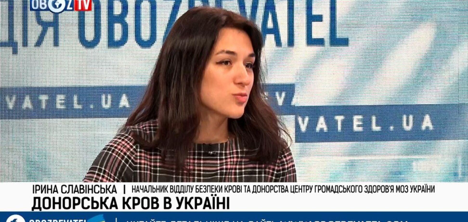 Кровный интерес: в Минздраве объяснили, зачем Украине развивать донорство