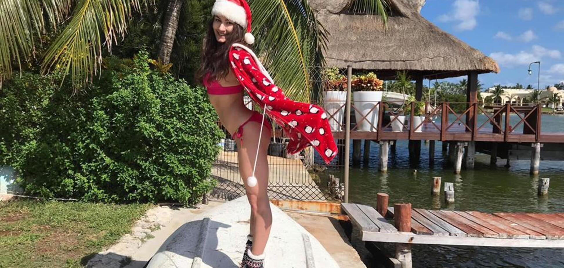 Знаменитая украинская чемпионка снялась полностью голой: горячее фото