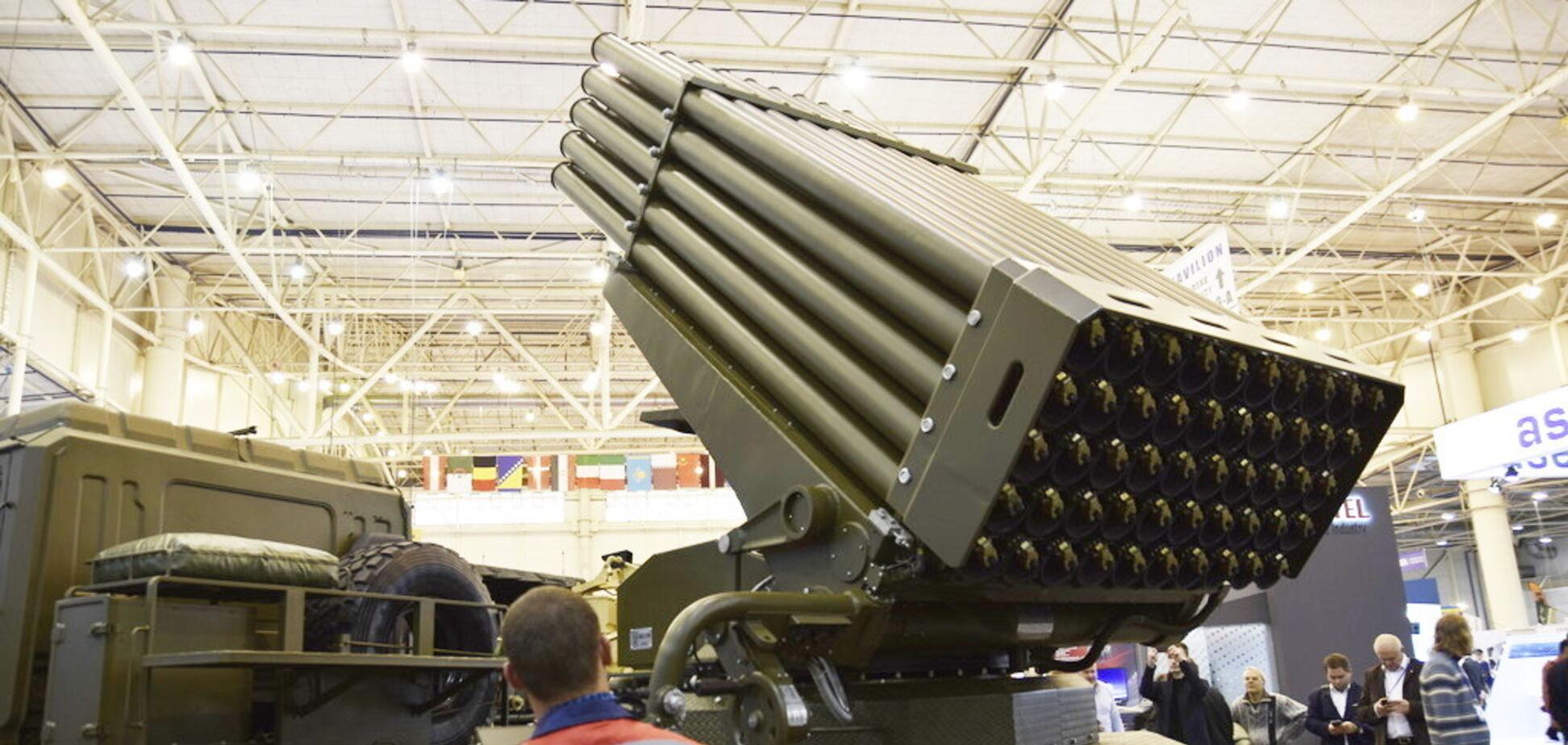 Заменит ''Град'': в Украине похвастались устрашающей боевой машиной