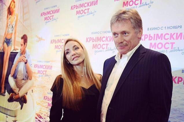Жена правой руки Путина оголилась на отдыхе: появилось видео