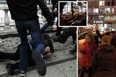 ''Сломаны ребра, отбиты органы'': в центре Киева орудуют жестокие банды подростков