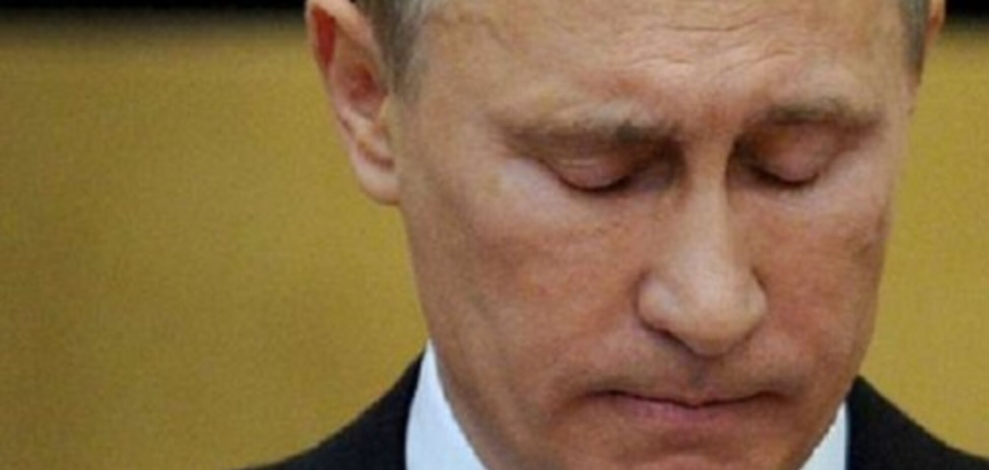 ''Ніжки циркулем'': зовнішність Путіна на новому фото спантеличила мережу