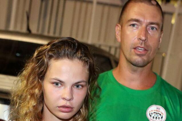 Депортированных Рыбку и Лесли схватили в Москве: что произошло