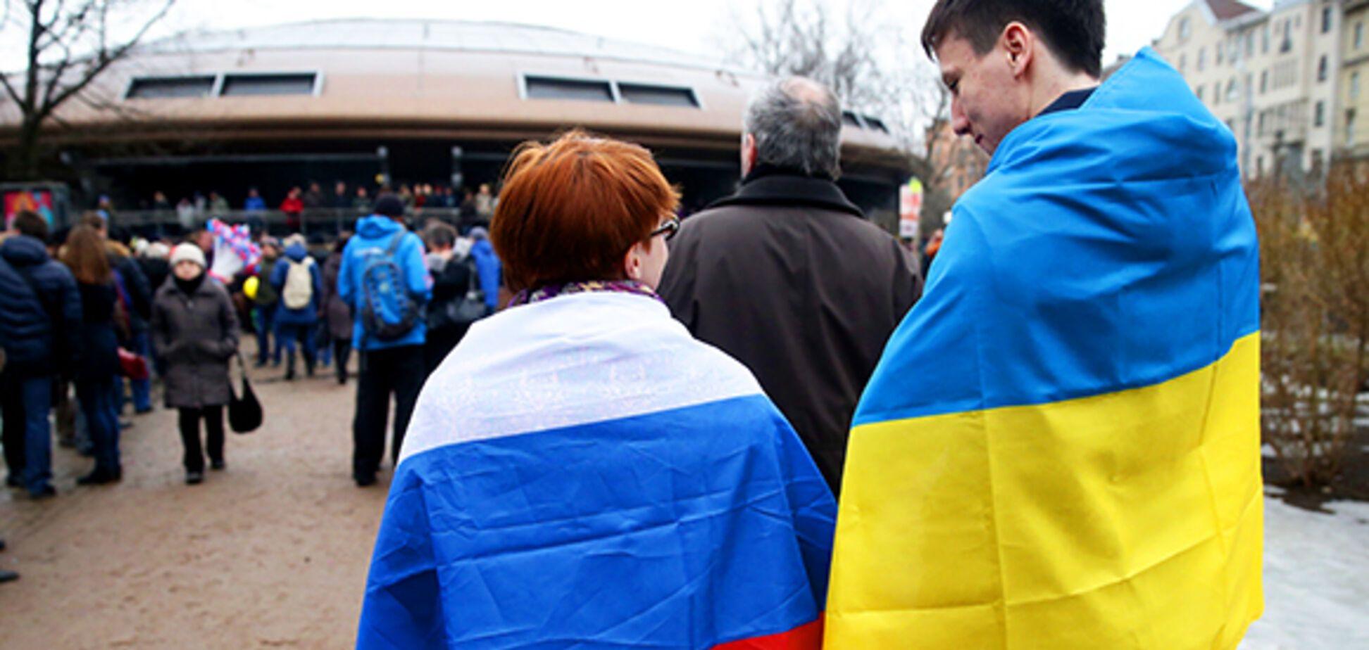 ''На Украине'': скандального российского блогера ярко поставили на место