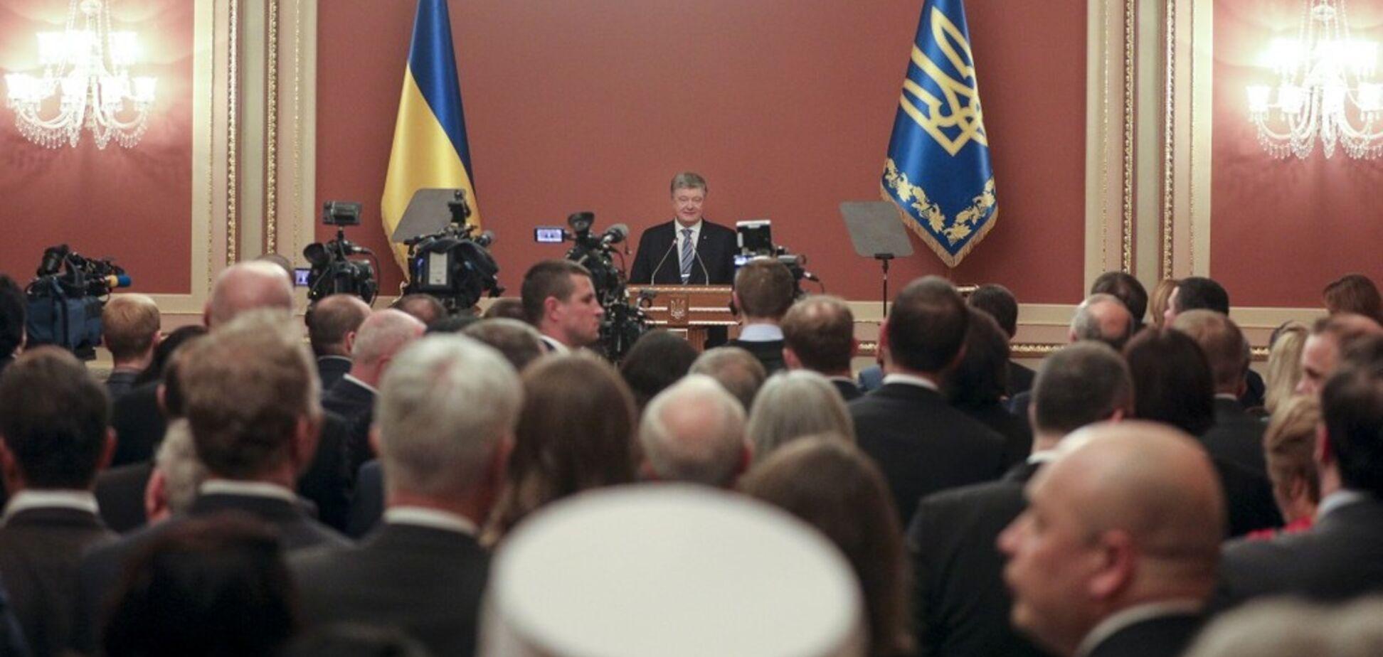 'Холодный душ' для Путина: Порошенко сказал, когда вернет Крым и Донбасс