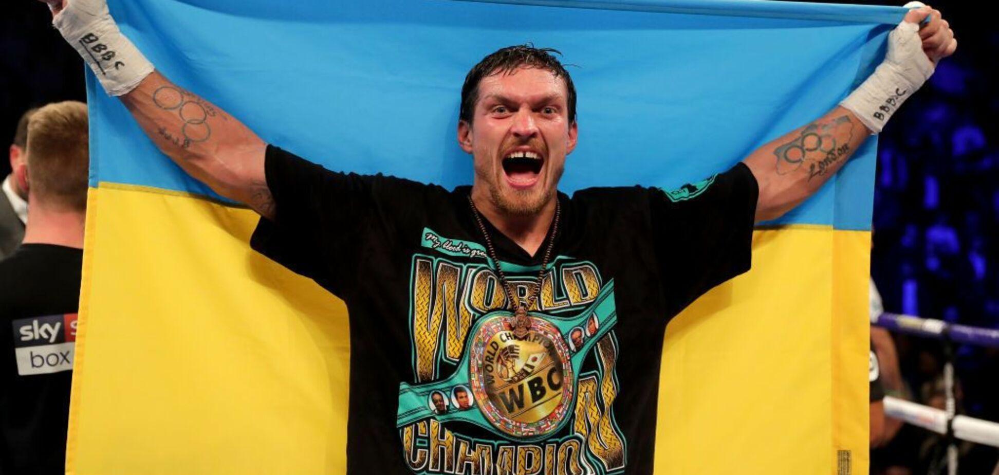 Усику — 32! У мережі згадали кращі бої українського чемпіона