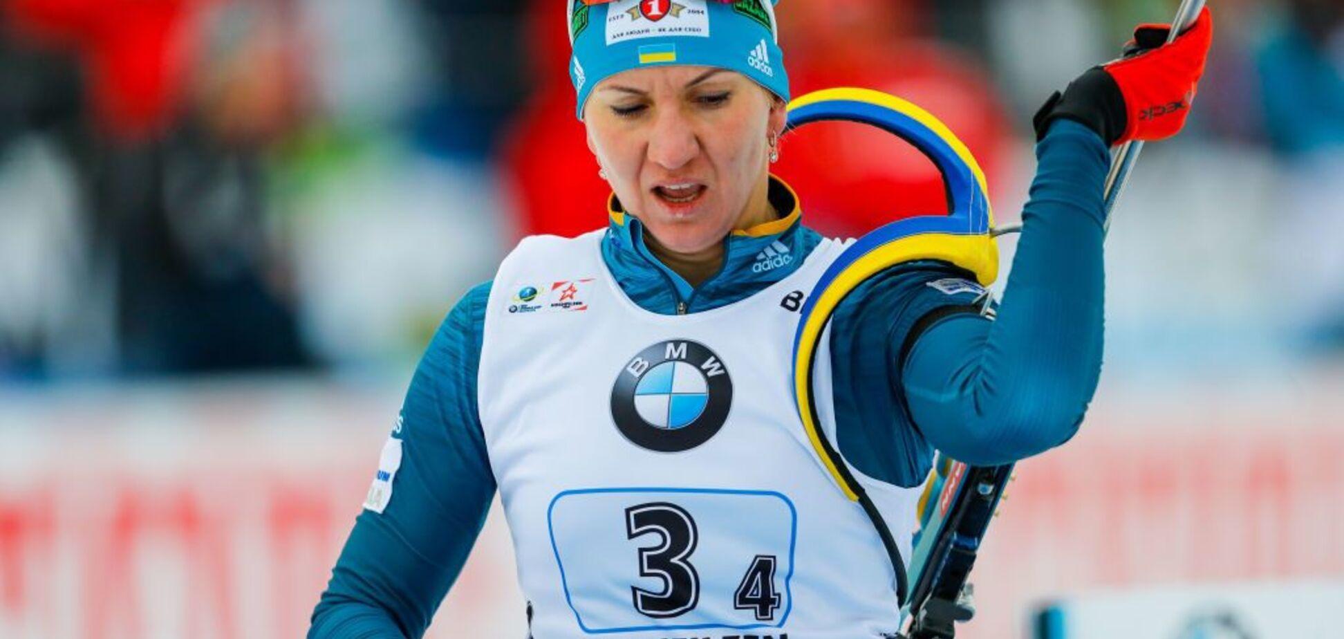 Кошмар Пидгрушной: все подробности женского спринта 5-го этапа Кубка мира по биатлону