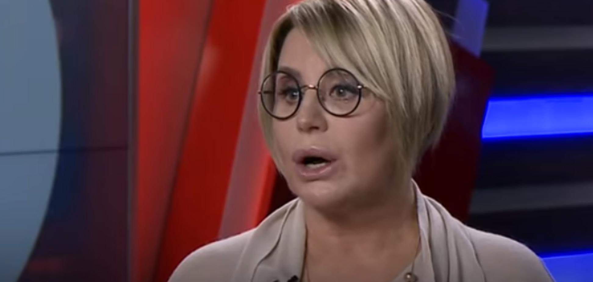 ''Стреляют, убивают, режут!'' Скандальная Герман призвала к революции и диктатуре в Украине