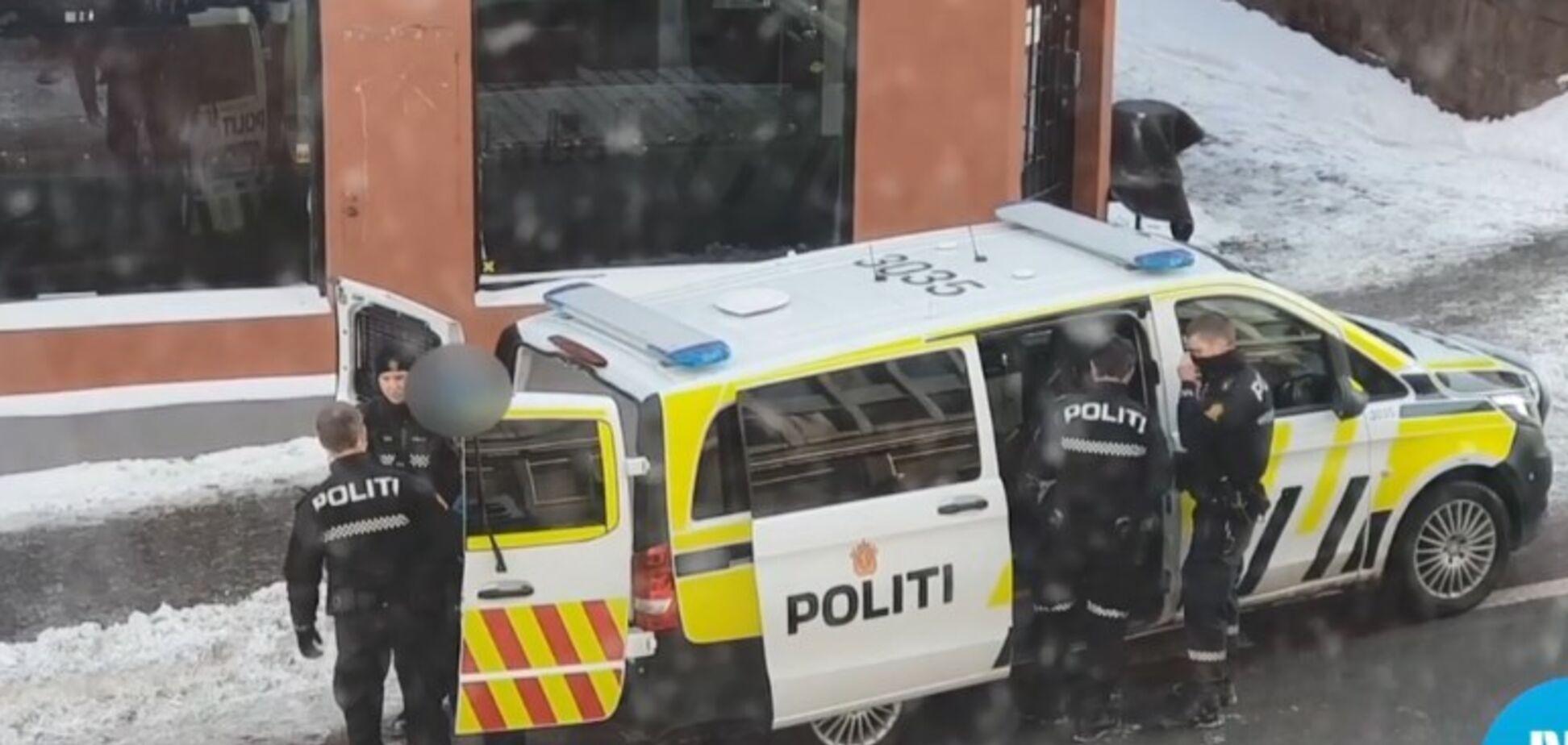 ''Готовил теракт'': в Норвегии после нападения задержали россиянина
