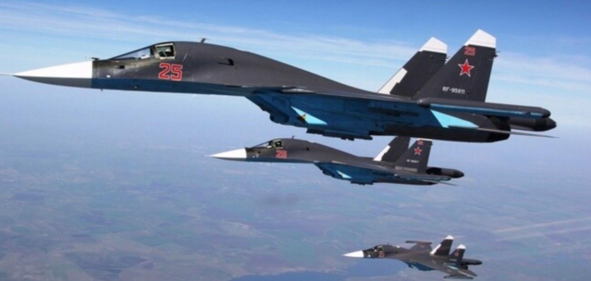 Катастрофа СУ-34. Почему российские пилоты чрезвычайно опасны
