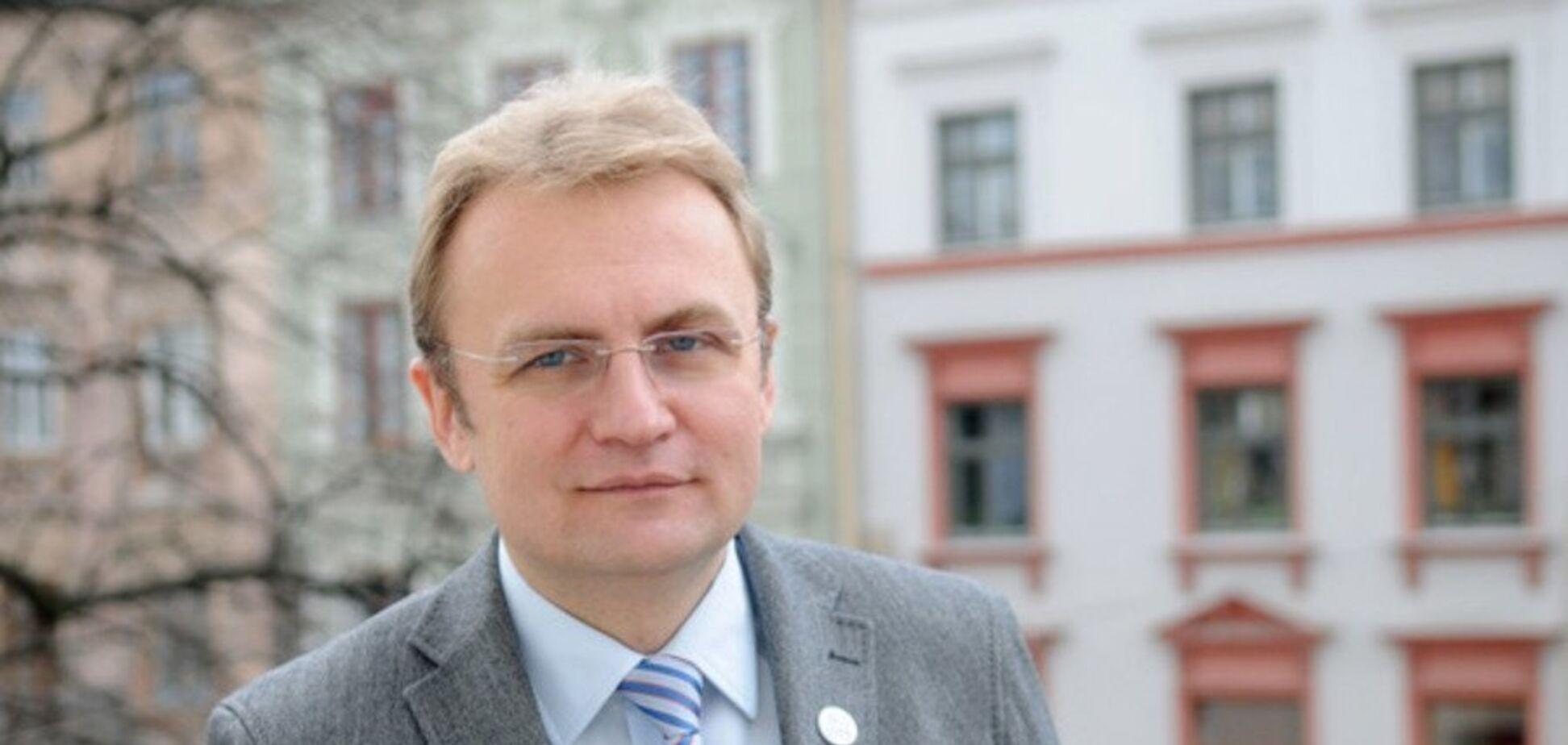 Програма Садового на виборах-2019