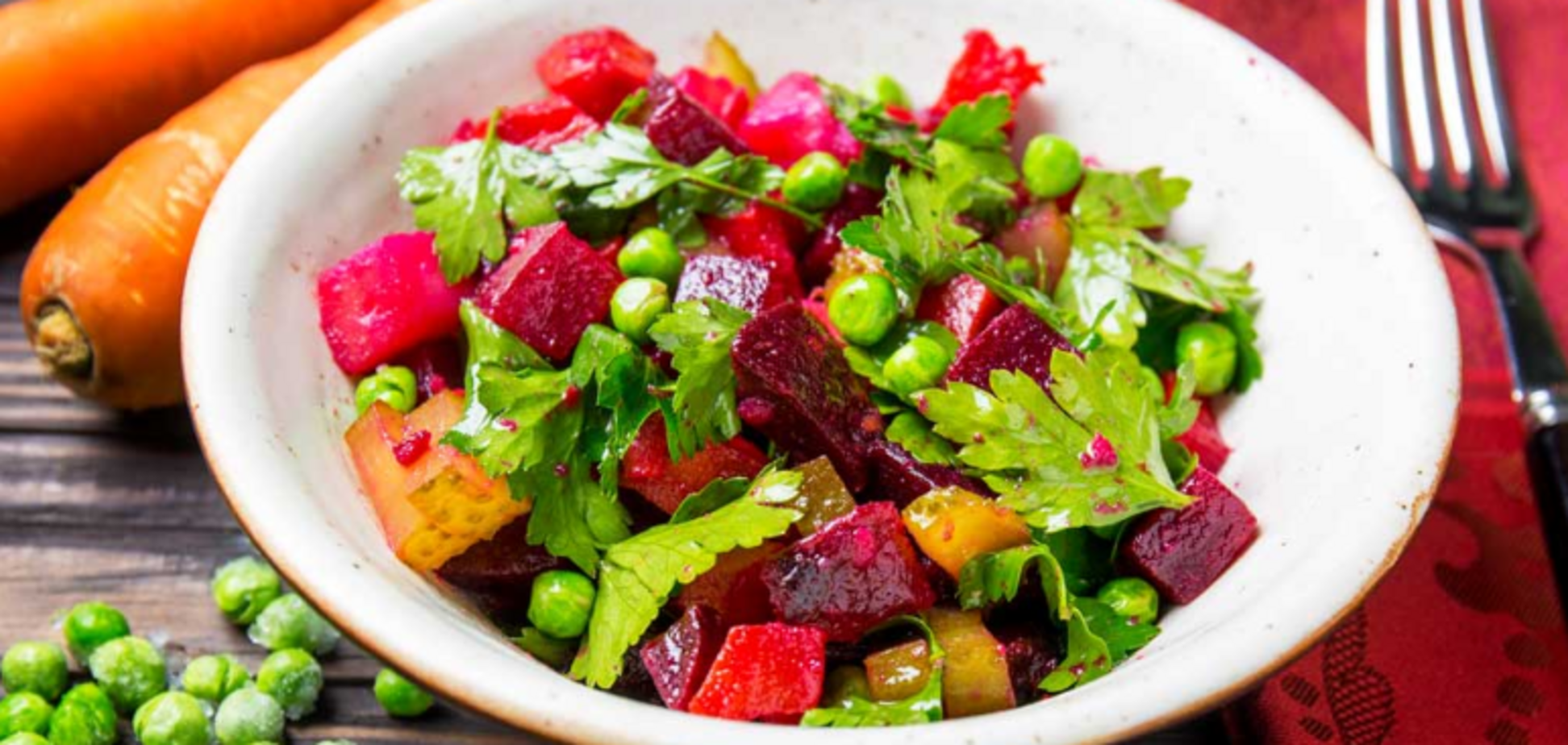 Швидко і смачно: оригінальний рецепт вінегрету від зіркового кулінара