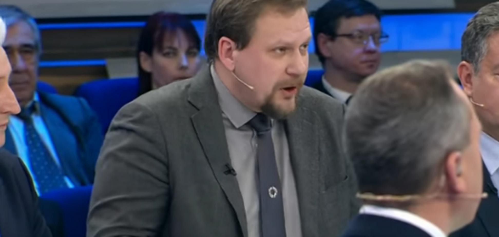 ''Прийде Хмельницький!'' Голос ''антимайдану'' замарив об'єднанням України з Росією