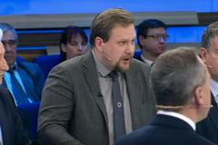 ''Придет Хмельницкий!'' Голос ''антимайдана'' забредил объединением Украины с Россией
