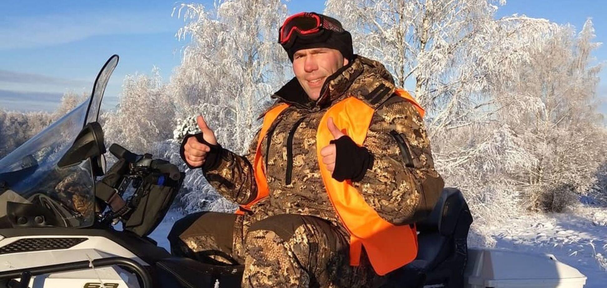 Николай Валуев. Источник: instagram.com/nickvaluev