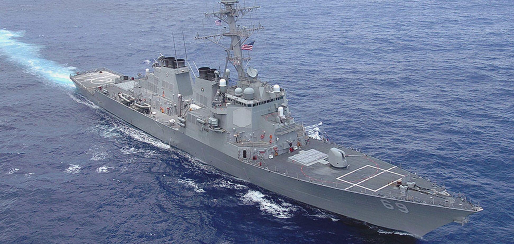 Эсминец США в Черном море: Россия пошла на крайние меры для защиты