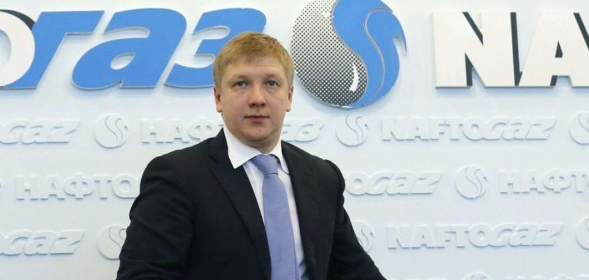 В 2011 году Коболев не считал газовые соглашения 'кабальными' и 'невыгодными', —  опубликован протокол допроса