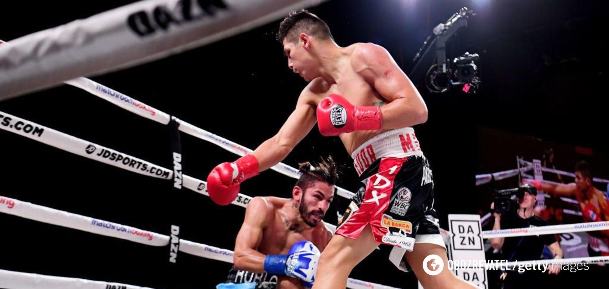 Колишній суперник Ломаченка повернувся на ринг і програв у першому ж раунді: відео нокауту