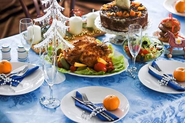 Как не поправиться за праздники: диетолог раскрыла секреты