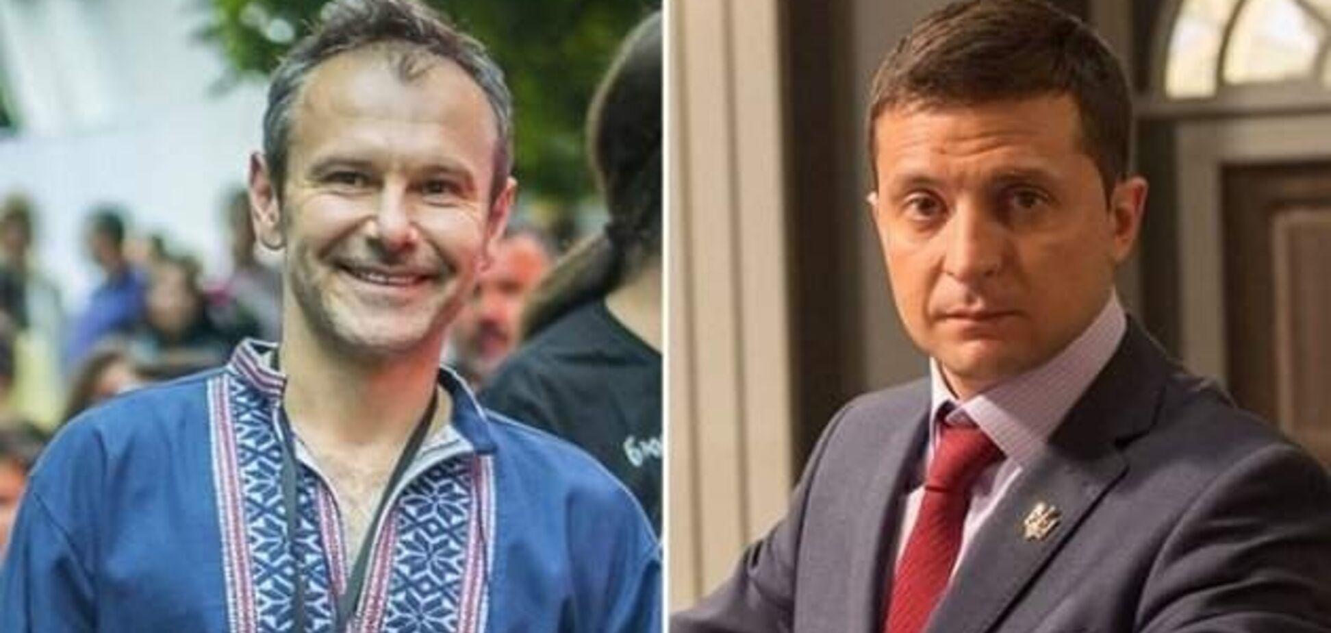 Жители Донбасса высказались о 'президентстве' Зеленского и Вакарчука