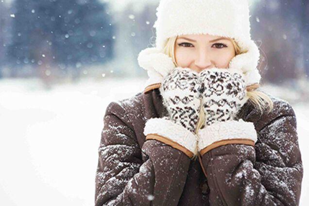 Мороз в Украине