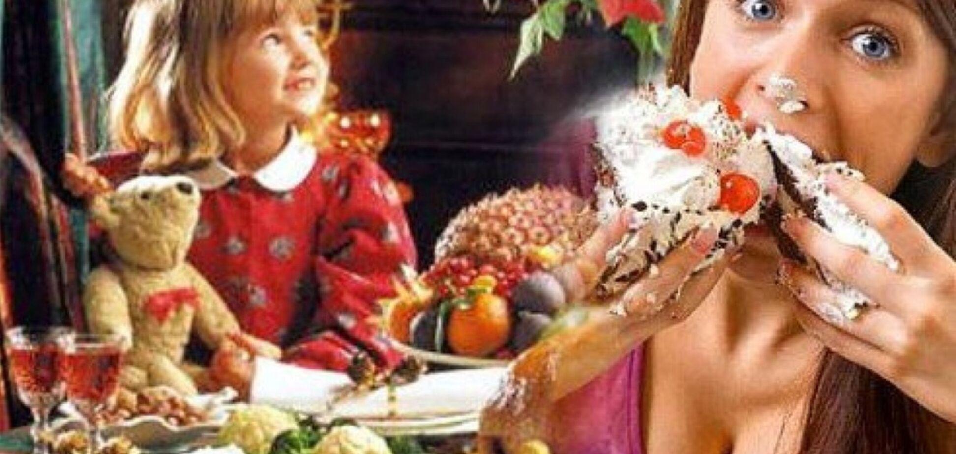 Наслідки новорічного столу: дієтолог розповіла, чому шкідливе розвантаження після свят