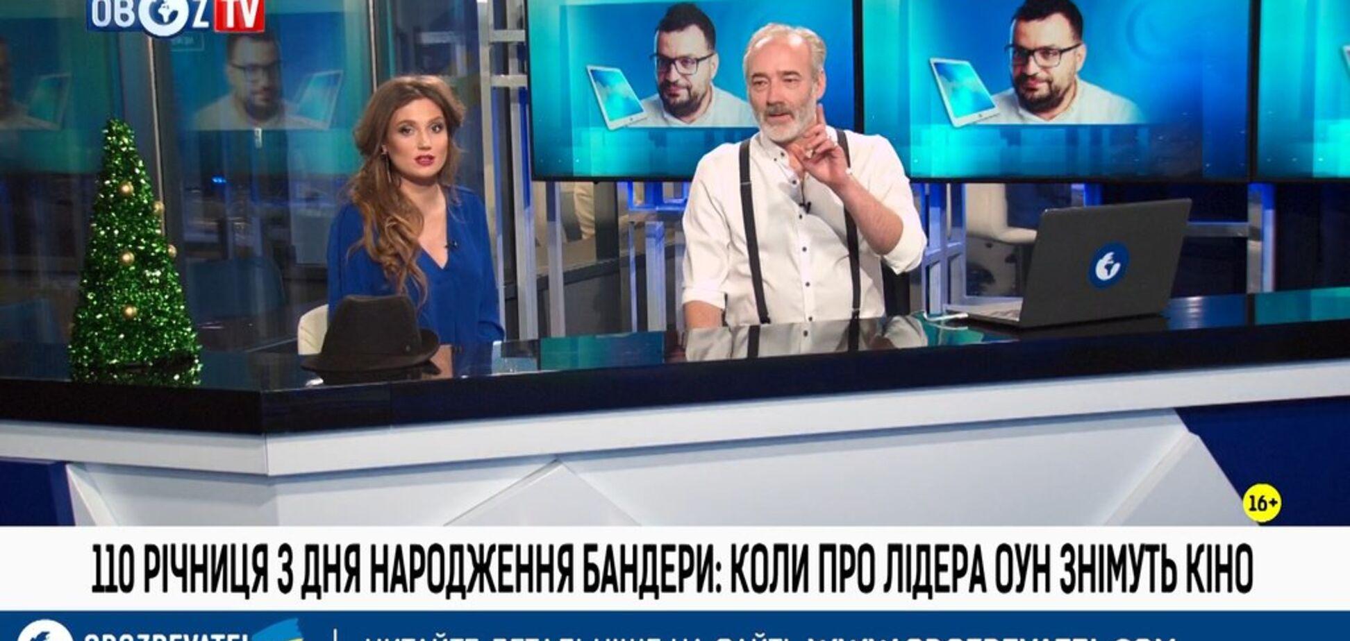 Экранизация жизни Степана Бандеры в ближайшем будущем реальна – председатель Госкино