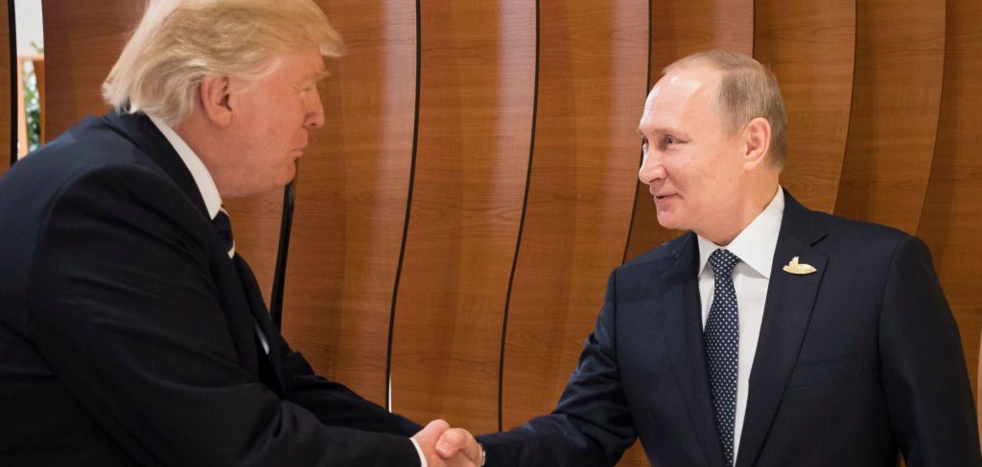 'Он скрывал!' Всплыли шокирующие факты о встречах Трампа с Путиным
