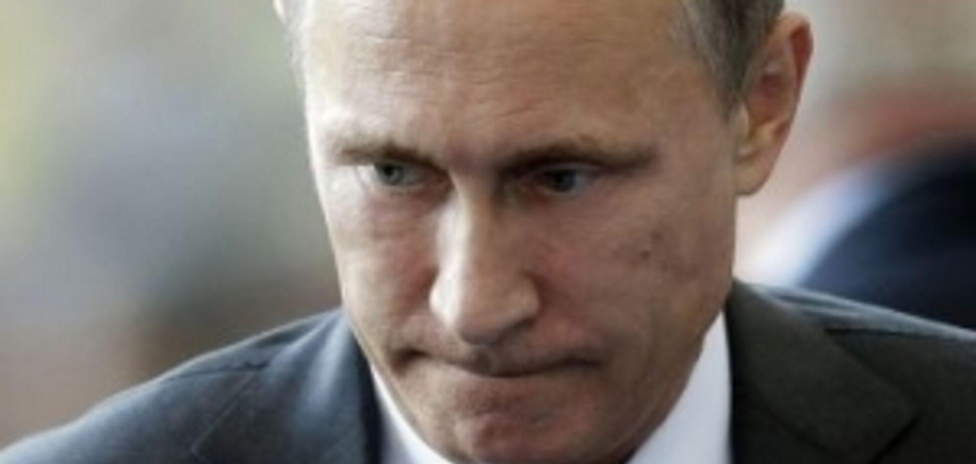 'ПТН-ПНХ': у британского министра обнаружили туалетную бумагу с Путиным