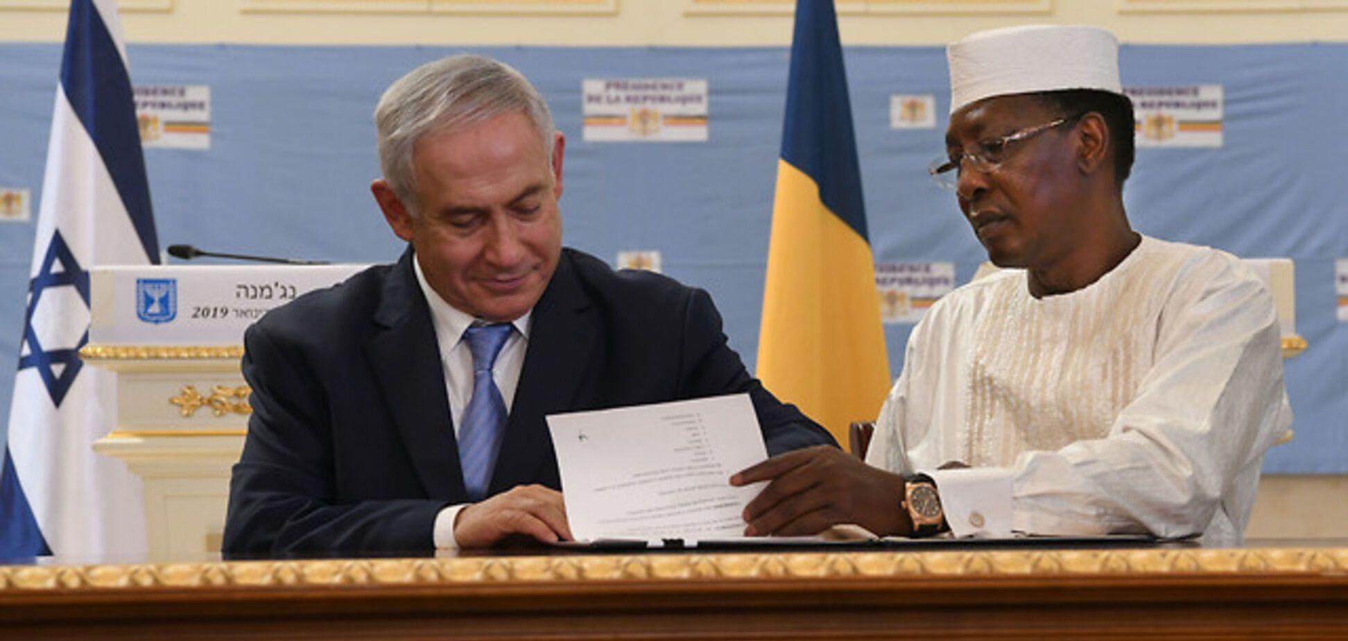 Ізраїль і Чад