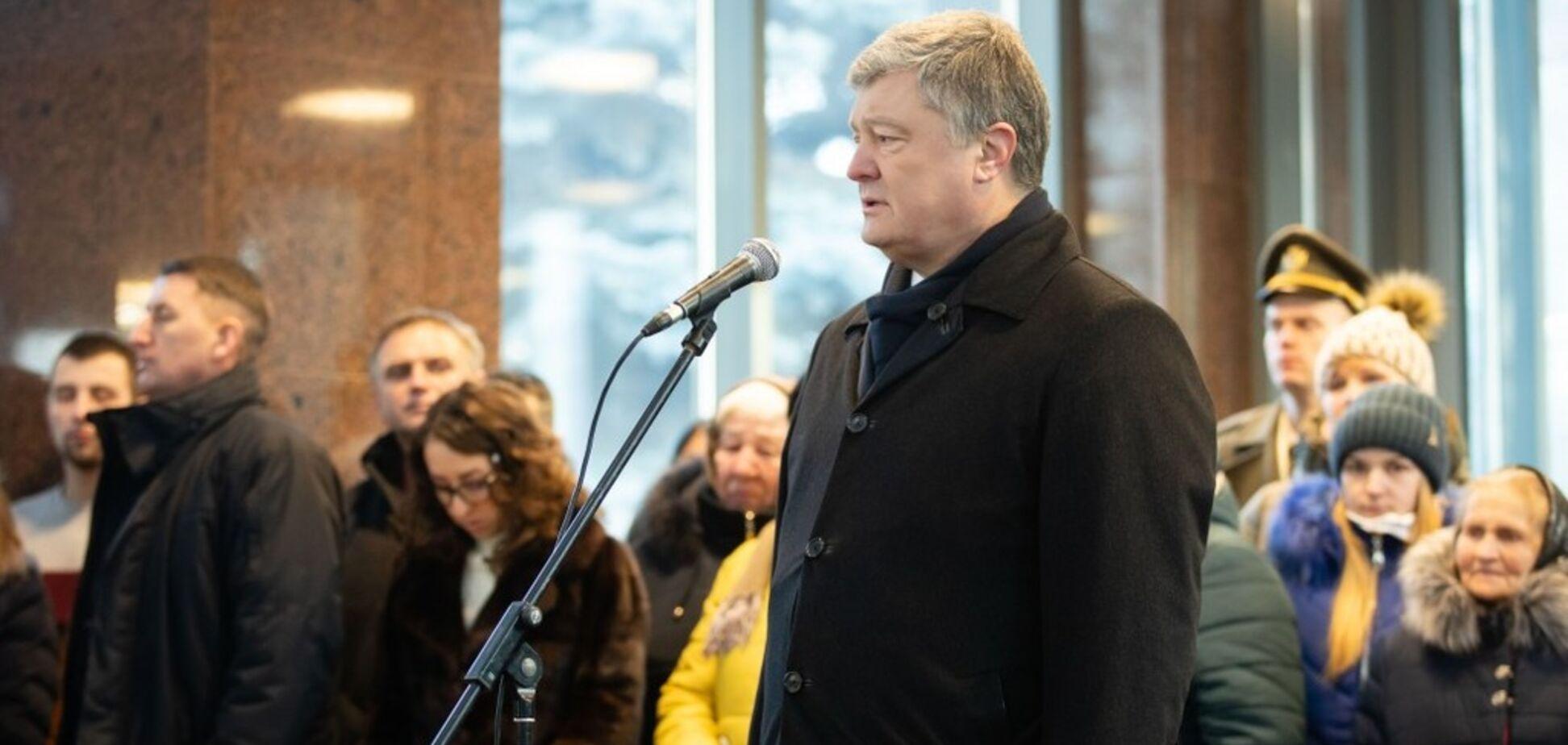 ''Буде майоріти український прапор!'' Порошенко зробив потужну заяву про перемогу над РФ