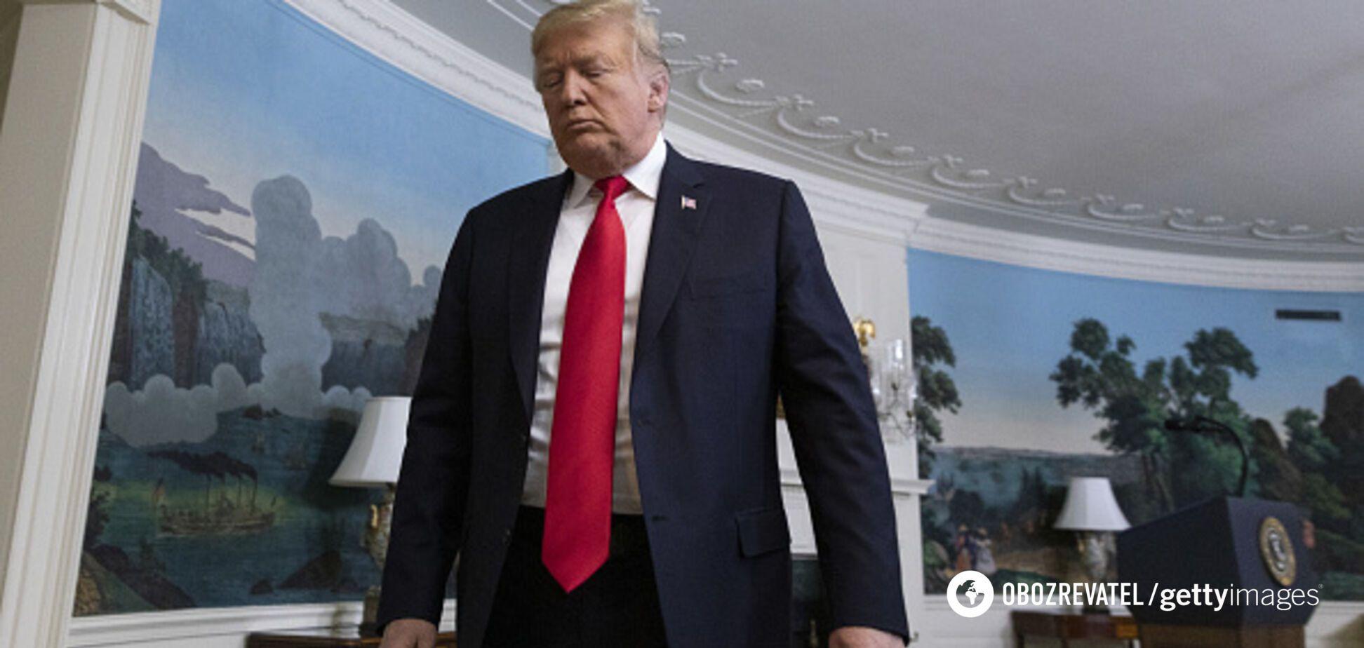 ''Утік до Ялти'': у США здивували новиною про Трампа