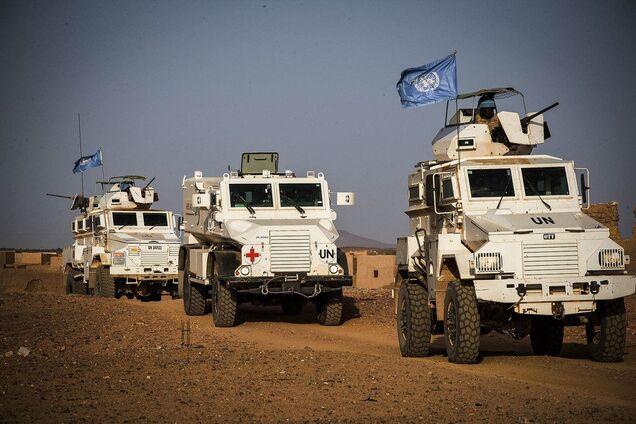 На миротворцев ООН напали террористы
