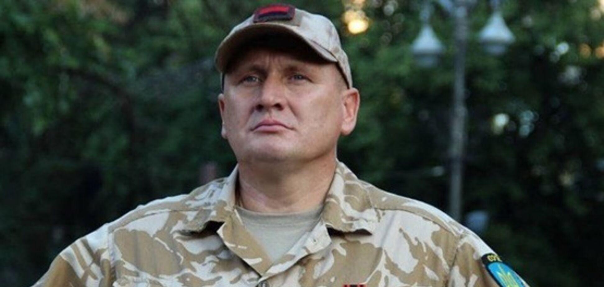 ''РФ розвалиться!'' Лідер ОУН закликав вдарити по Росії
