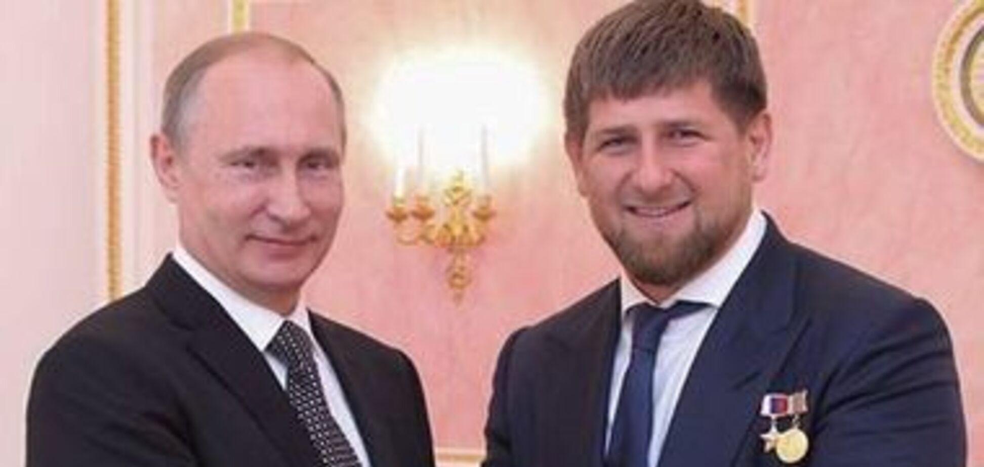 Путин попал в чеченский капкан