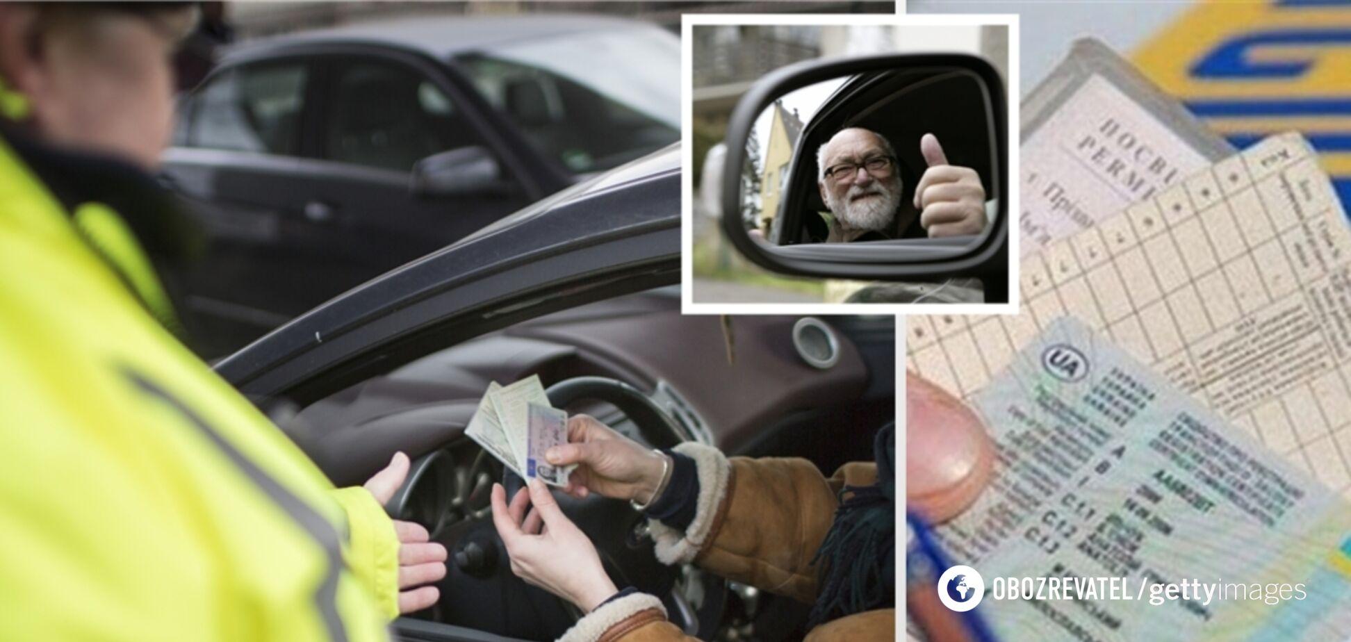 Оформити за дві години: як в Україні змінюють правила видачі водійських прав