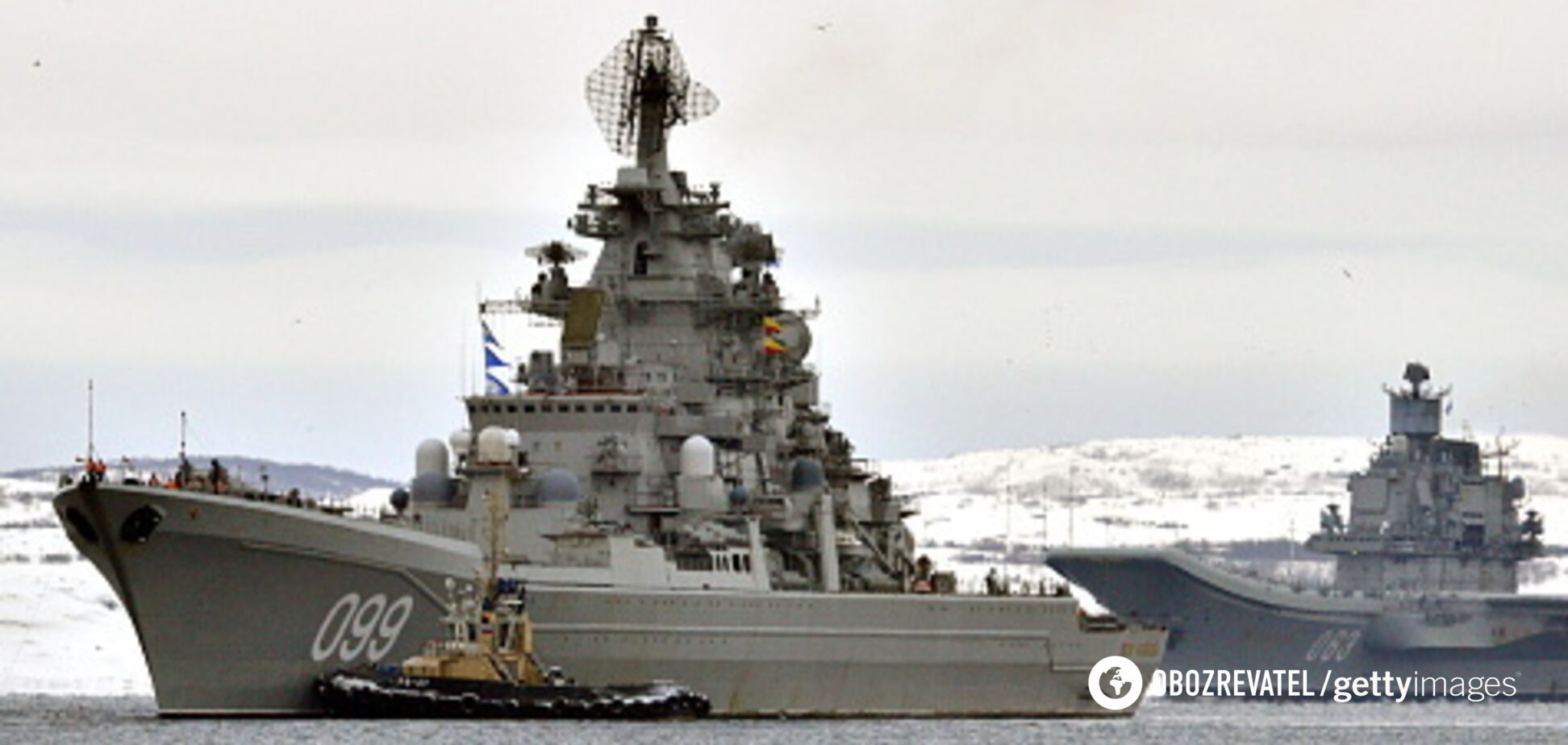 ''Океан наш'': журналіст назвала нову мету Путіна
