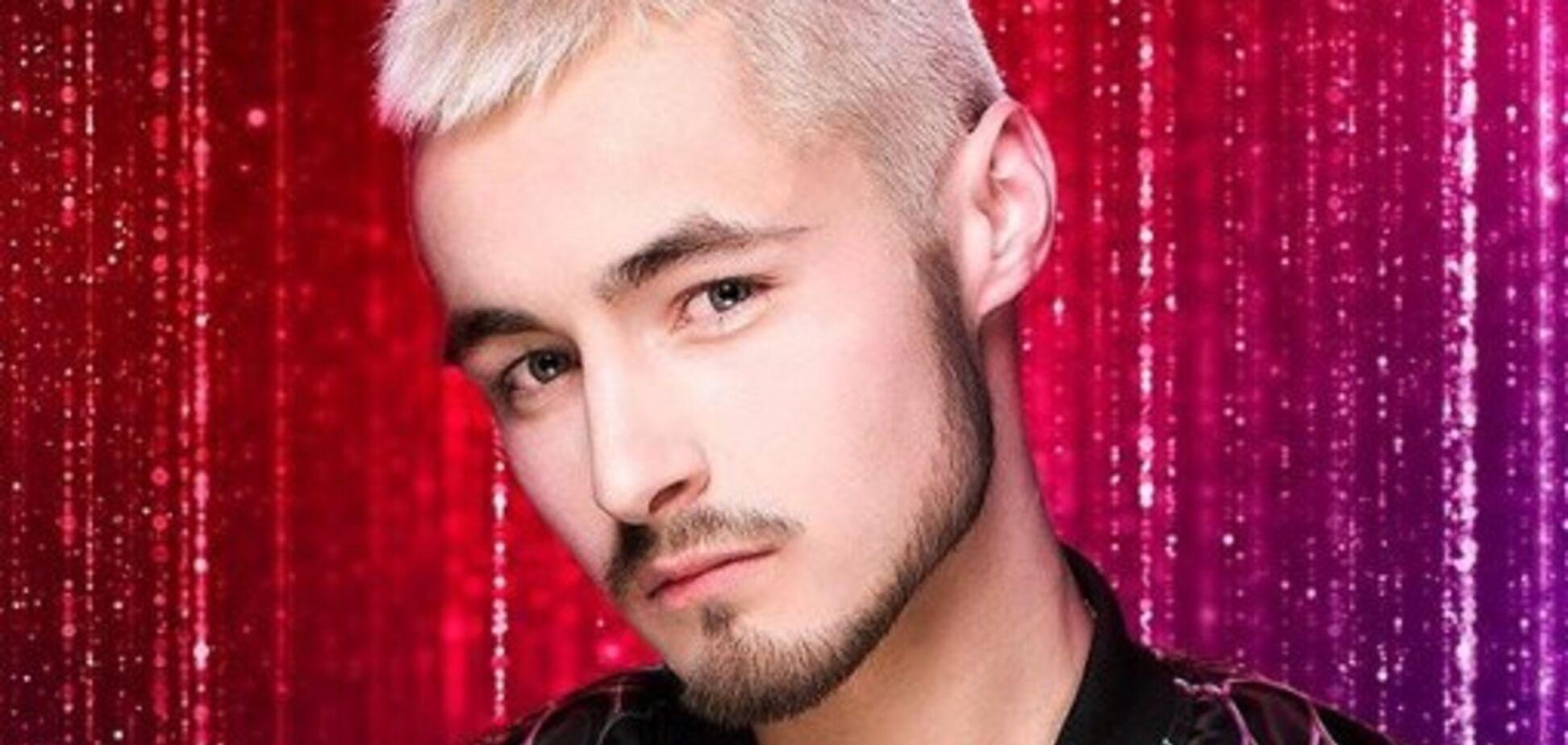 В ''Голосі країни-9'' засветился претендент на Евровидение от Украины