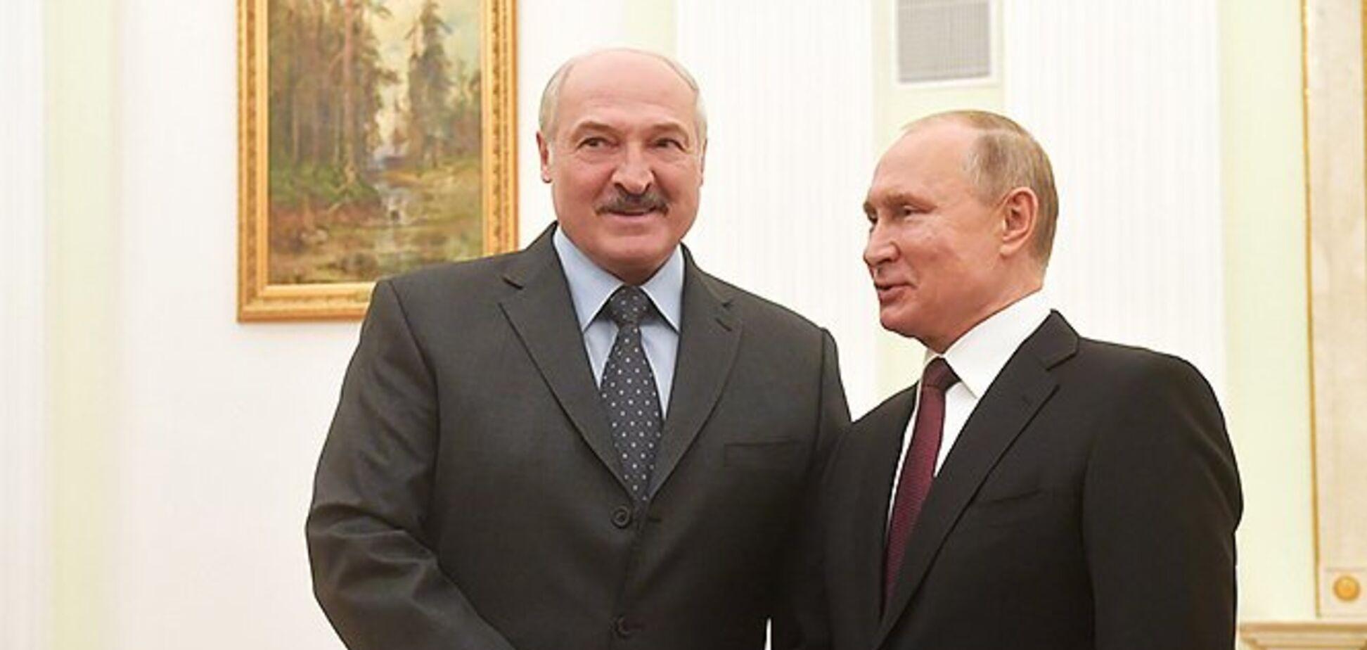 ''Путін злякався'': названа несподівана перешкода для союзу Росії та Білорусі