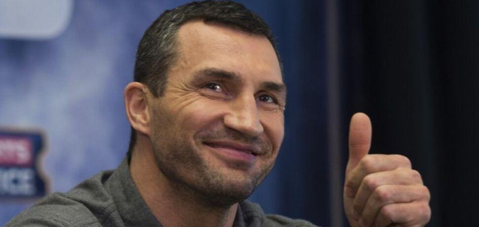 Кличко натякнув на повернення в бокс