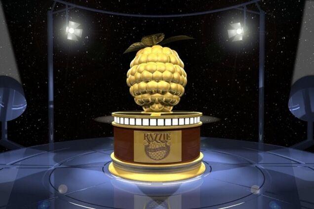 """Церемонию вручения """"Золотой малины"""" впервые покажут по телевидению"""