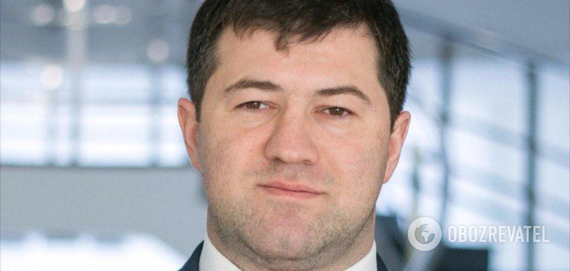 Роман Насіров офіційно зареєстрований кандидатом на посаду президента України