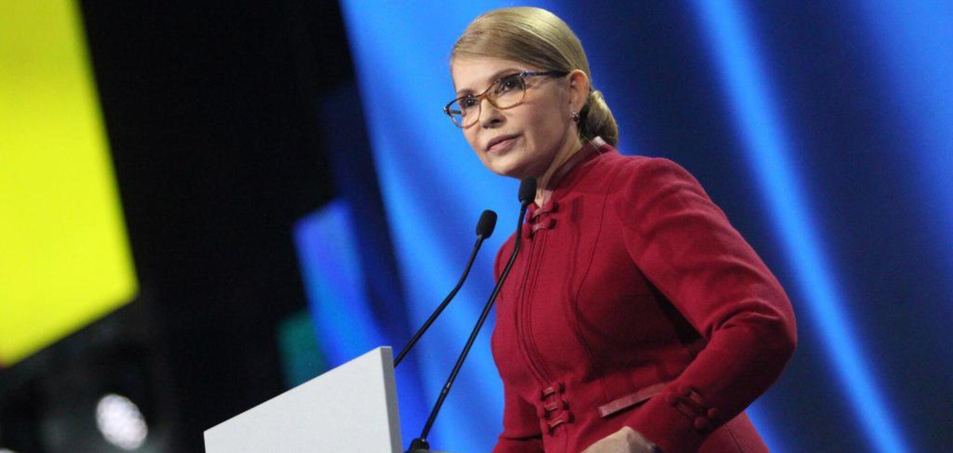 Немыря: мировое сообщество возлагает надежды на Тимошенко