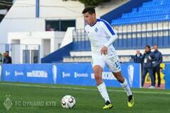 'Динамо' зіграло внічию у другому матчі року