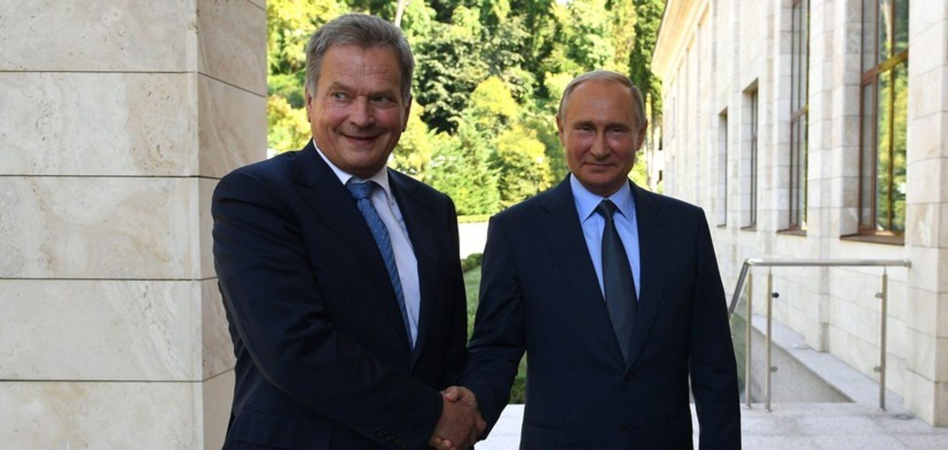 Нііністё і Путін